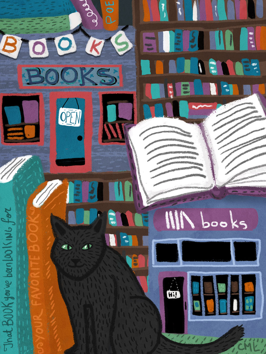 b5ab98ace9740 It s Seattle Independent Bookstore Day this Saturday! It s a great  celebration