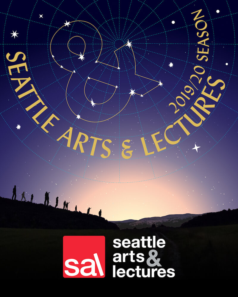 2fefbf97a When Seattle Arts & Lectures announces their upcoming season, it's a  snapshot of the literary moment and a harbinger of the literary year to  come.